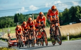 Cycling / Radsport / 7. Czech Cycling Tour - 1.Etappe / 11.08.2016