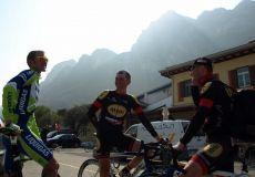 Giro del Trentino 2010 - od kuchni