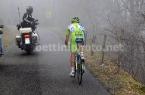 3. etap - 19 kwietnia: Pergine Coop. Piccoli Frutti – Brenzone Punta Veleno, 167.8km