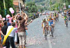 Giro d\'Italia 2009, kibice w Montignoso