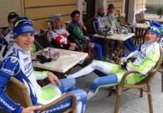 Dzień odpoczynku z braćmi Sagan