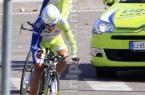 1. etap - 17 kwietnia: Riva del Garda - Arco, drużynowa jazda na czas, 14.3km