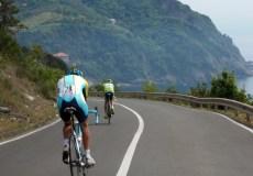 Giro d\'Italia 2009, Sestri Levante - Riomaggiore, jazda indywidualna na czas