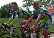 Giro d\'Italia 2010 - zdjęcia kibiców