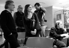 Spotkanie z kibicami w Sopocie